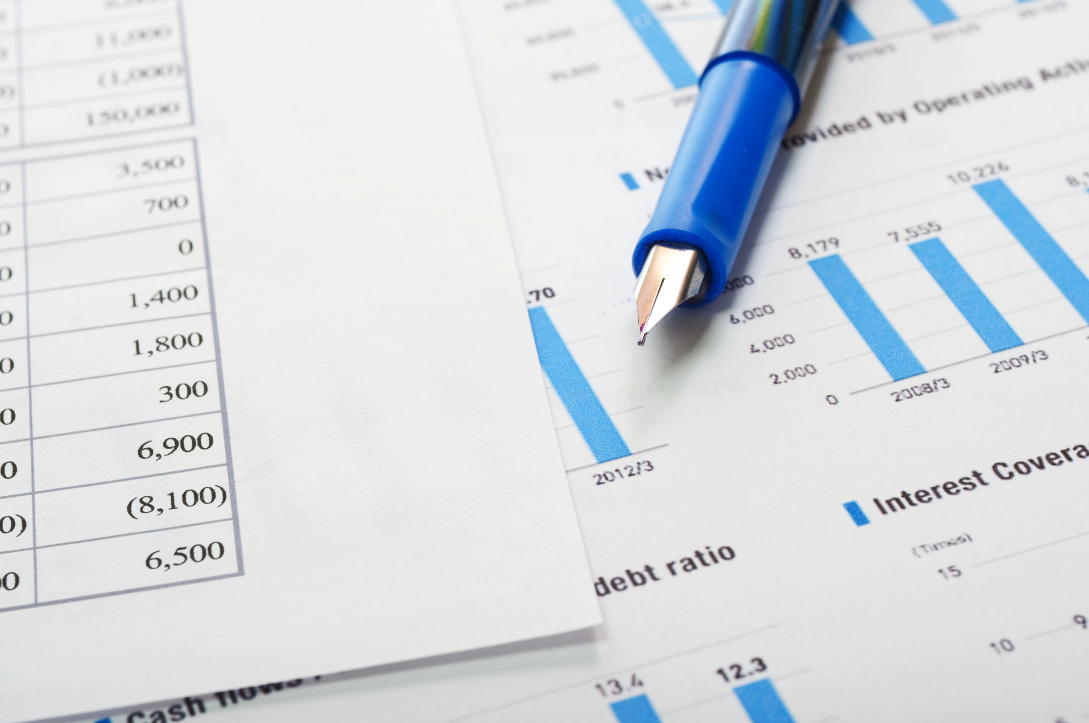 bilanci - Informazioni di valore