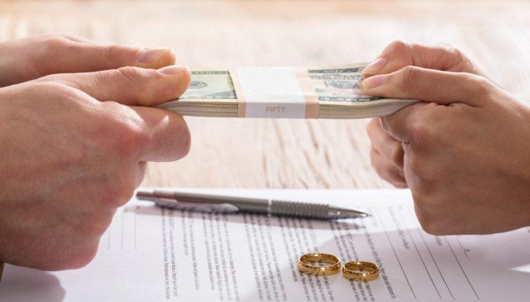 In fase di introduzione l'assegno temporaneo, abbandonato il criterio del tenore di vita e niente mantenimento in caso di nuova convivenza.